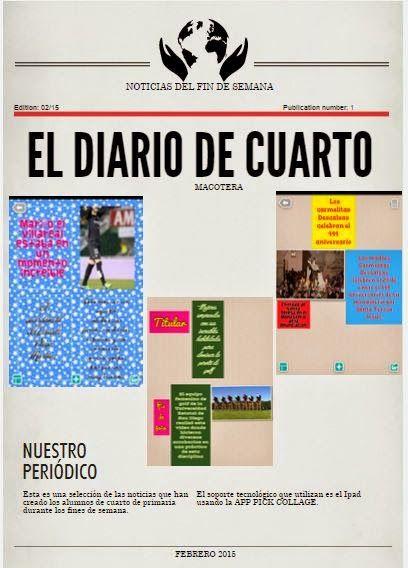 Proyecto Lingüístico: El diario de cuarto.