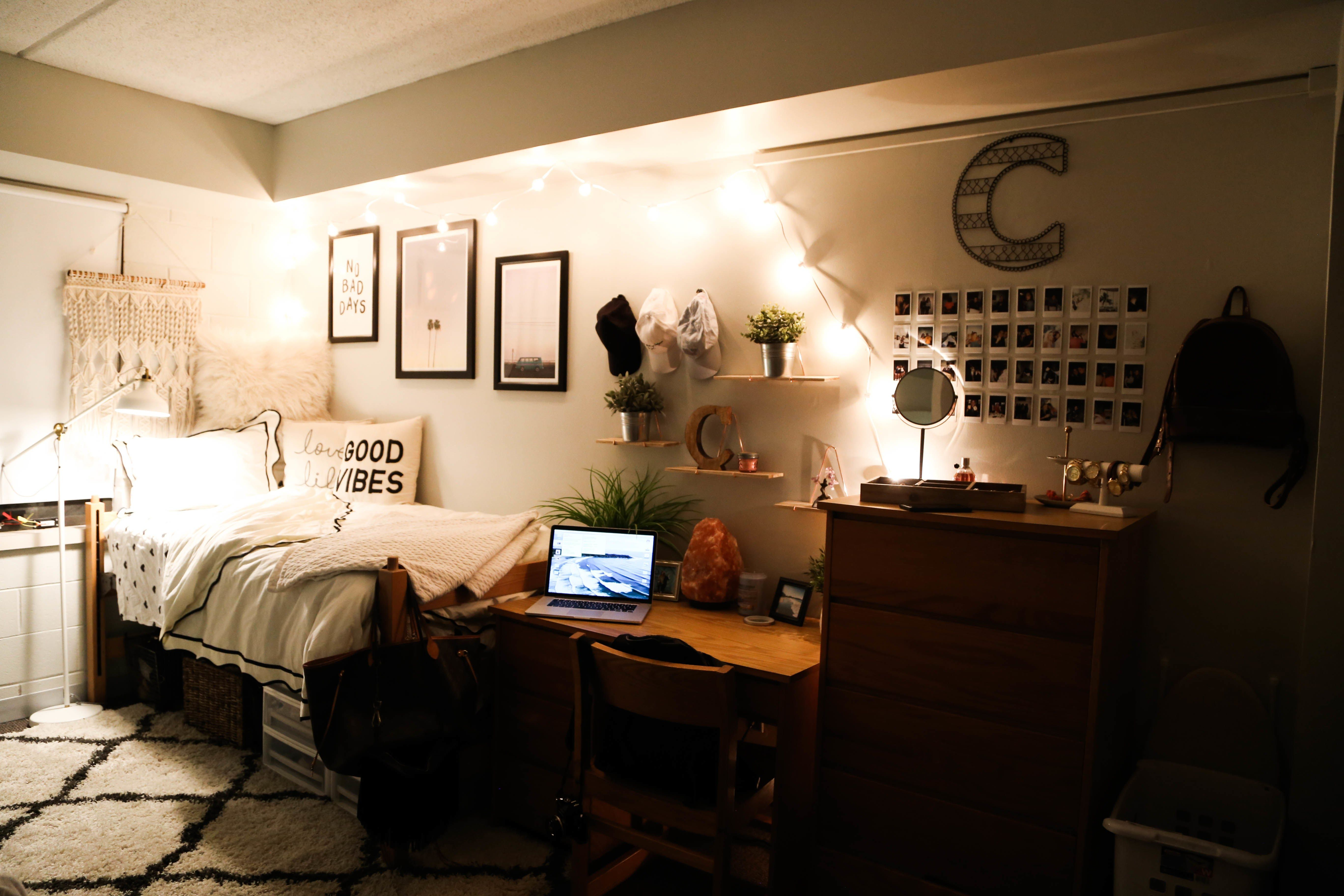 Dorm Decor at Boston College images