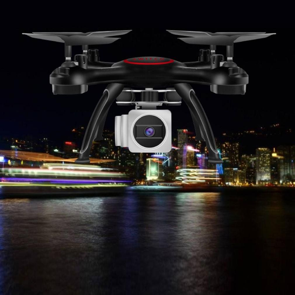 X5UW Drone 4CH 6Axis FPV RC Quadcopter Wifi Camera Real