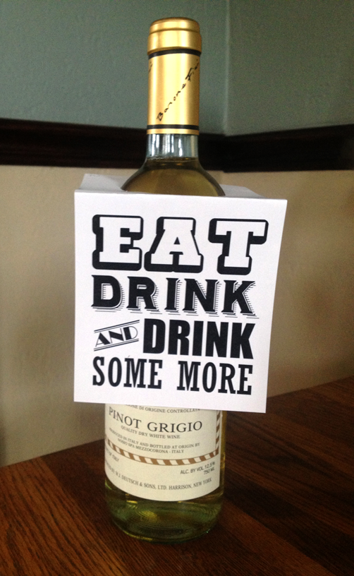 Free Printable Wine Bottle Tags: Filthymuggle.com
