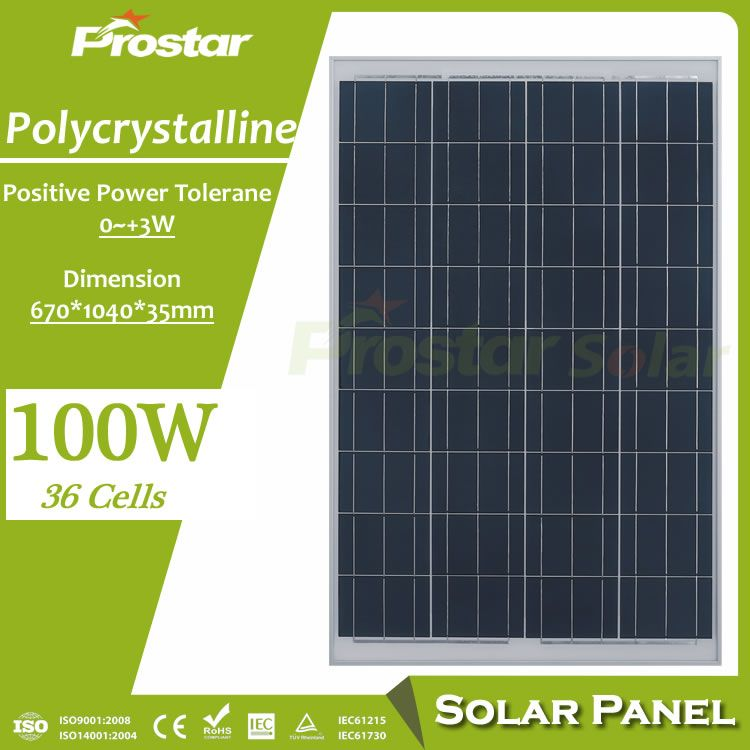 Prostar High Quality 1000 Watt Solar Panel Price India Solar Panels Best Solar Panels Solar