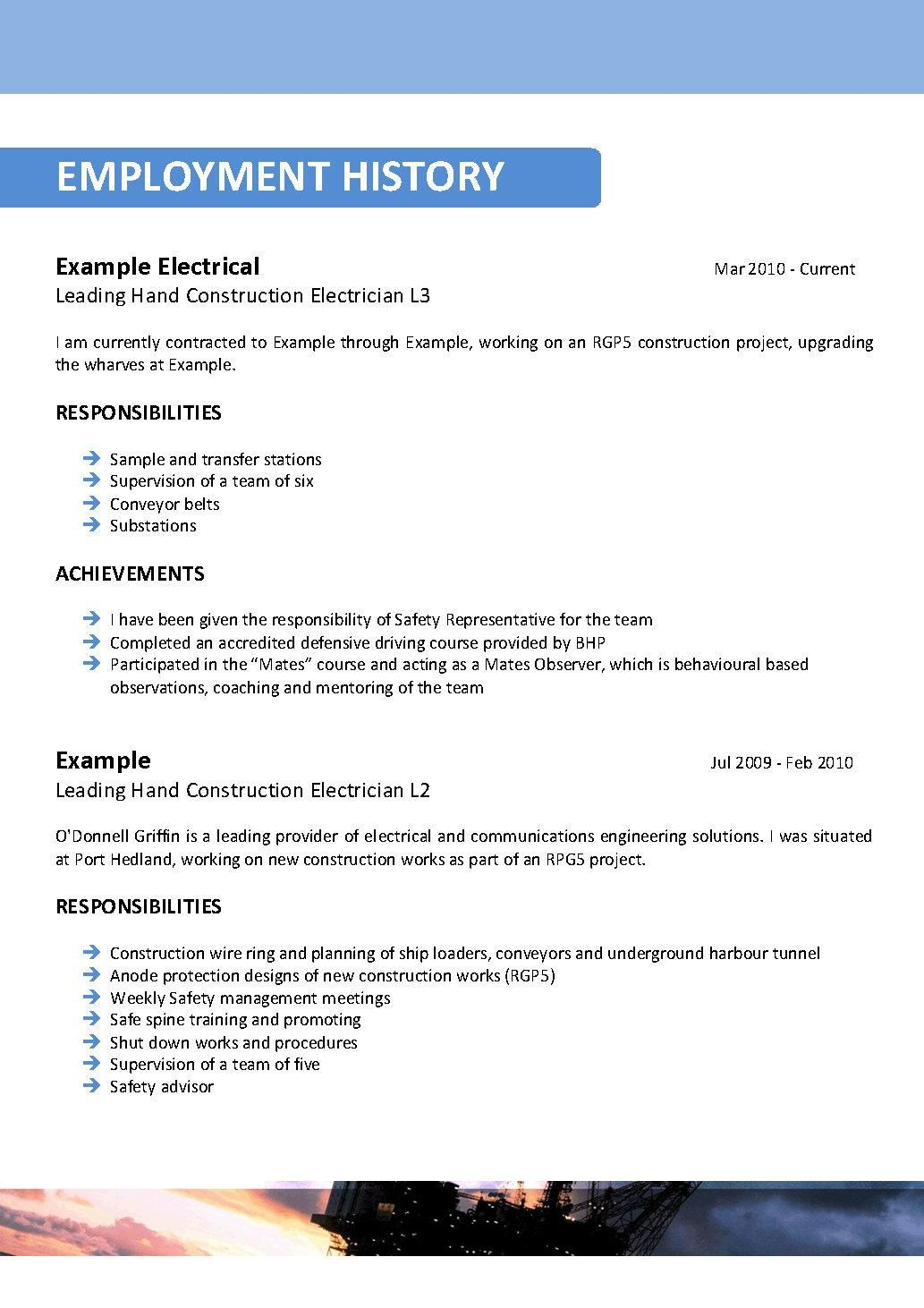 sample resume for pastry chef