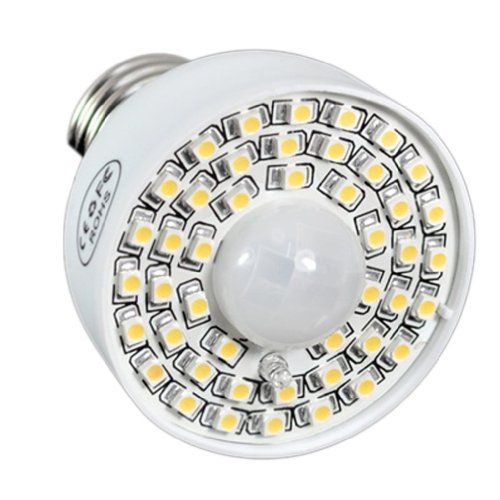 Special Offers Sodial R E27 Acoustic Occupancy Sensor 45led