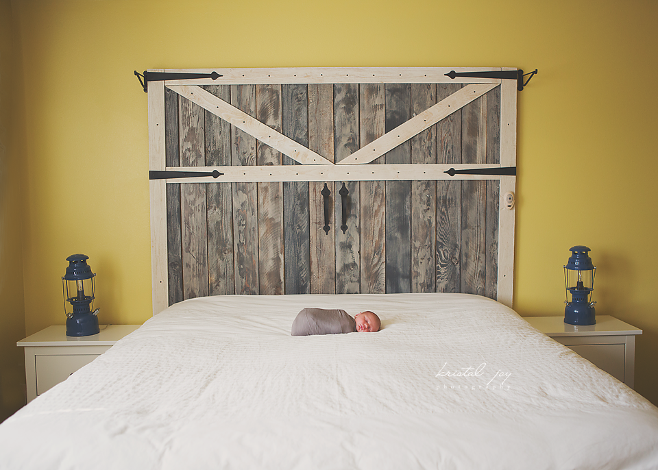 Love this homemade headboard! | For the Home | Pinterest