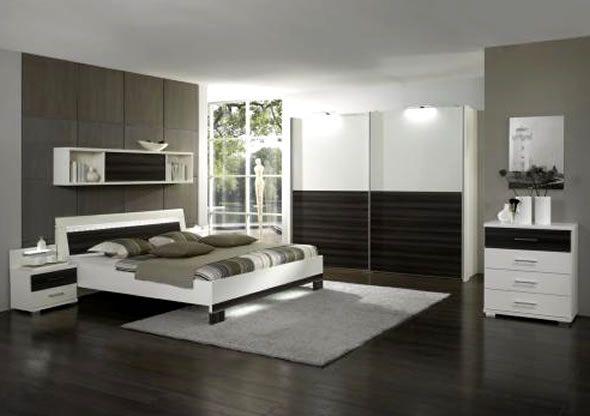 Bedroom Furniture Ideas Wieemann New Tahiti Alpine White Dark Grey Inspiration New Bedrooms Design Design Ideas
