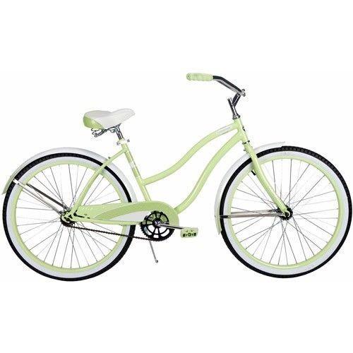 Womens 26 Inch Cruiser Bike Huffy Classic Styling Beach Bicycle