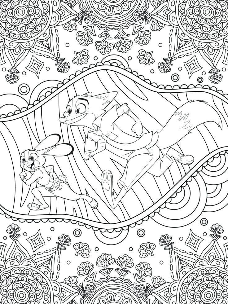 45+ Disney coloring pictures pdf ideas