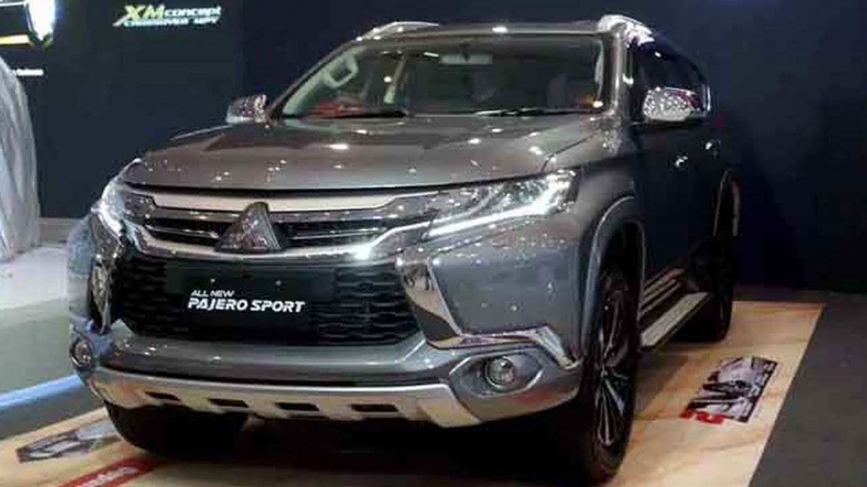 Mitsubishi Montero Sport 2020 Philippines Specs And Review At The