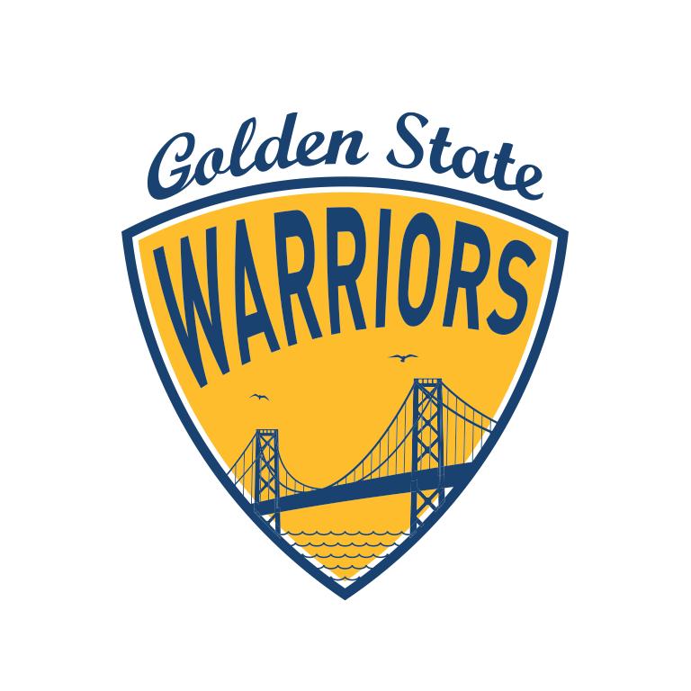 Nba Logo Redesigns Golden State Warriors Nba Logo Golden State Warriors Warriors Basketball Logo