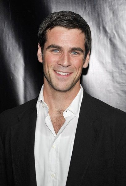 Eddie Cahill from CSI: New York -- he'd make a great Gideon Cross