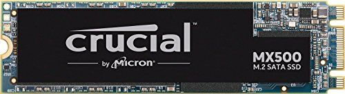 Crucial MX500 500GB 3D NAND SATA M2 Type 2280SS Internal SSD  CT500MX500SSD4