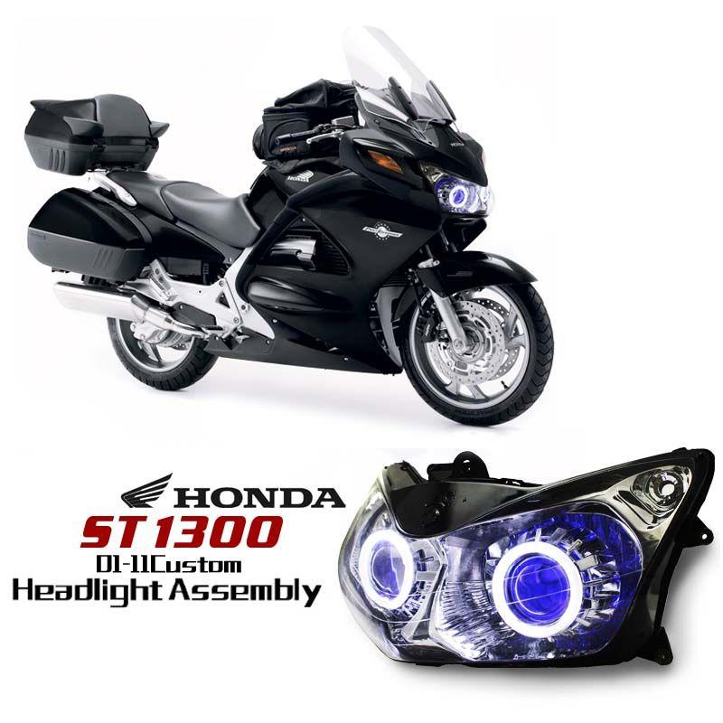 Honda ST1300 20012011 PanEuropean Angel Eye HID