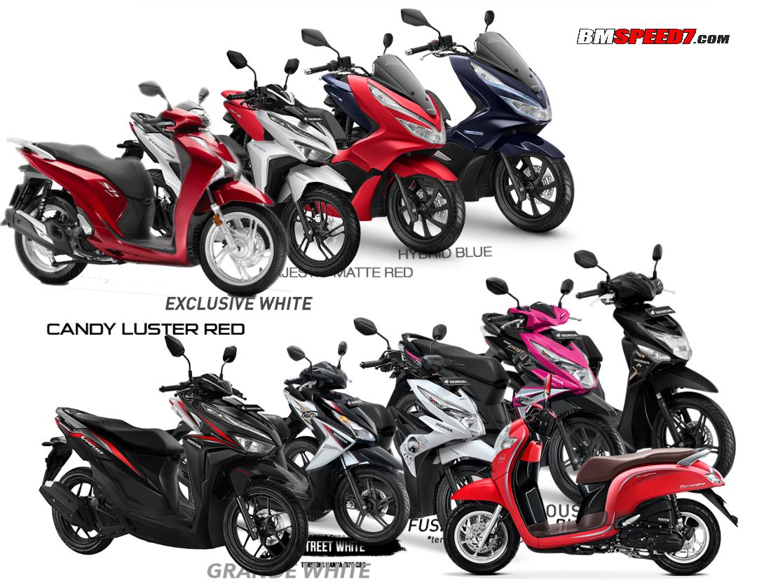 Daftar Harga Motor Honda Terbaru April 2019 Motor Honda Honda Motor