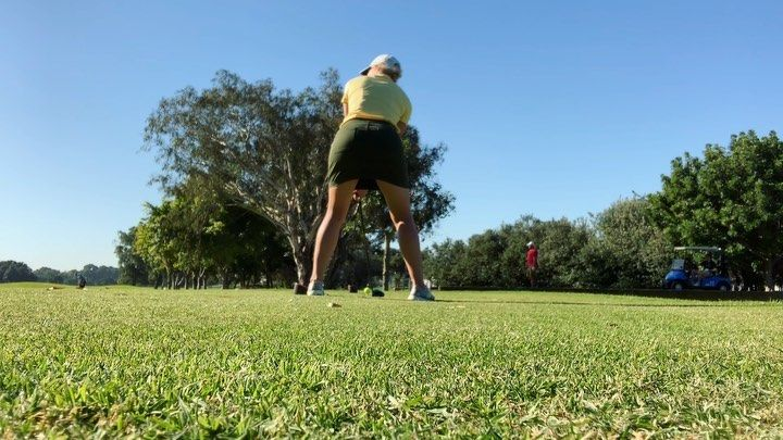 A bad day at golf always beats a good day of work. . . . #3putt #golf #swing #wednesday #fun #swing...