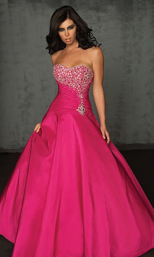 love the color | Mardi gras gowns | Pinterest | Vestido de baile ...