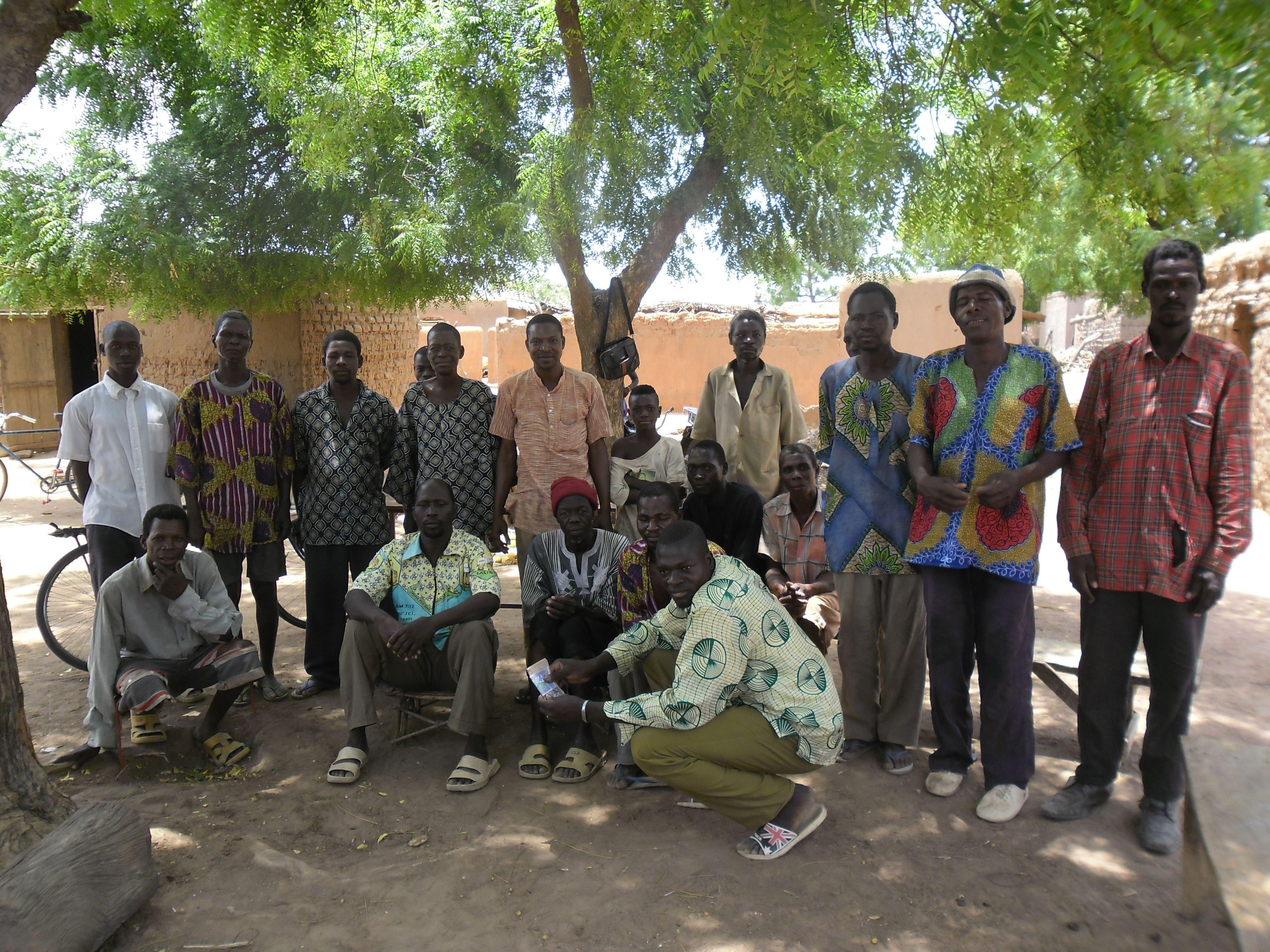Groupement de producteur de Tirakuy (Burkina Faso)