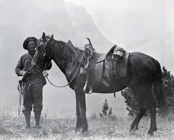 Timber Folk — georgebeast: US Forestry Ranger at Citadel Peak... | Vintage  horse, Horses, Old west photos