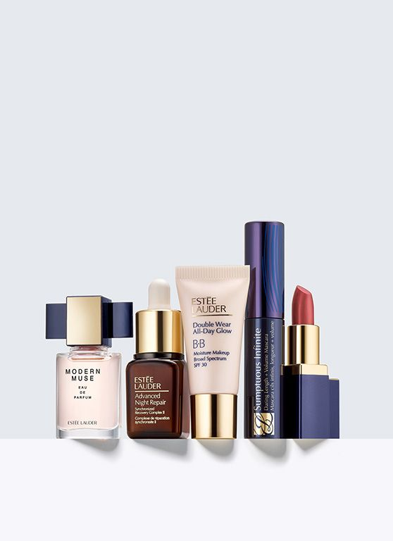 Five Star Favorites,  - Discover the formulas millions of women can't live without. Limited time 5-piece collection includes skincare, makeup and our inspiring fragrance, Modern Muse.