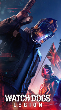 Video Game Watch Dogs Legion Watch Dogs Mobile Wallpaper