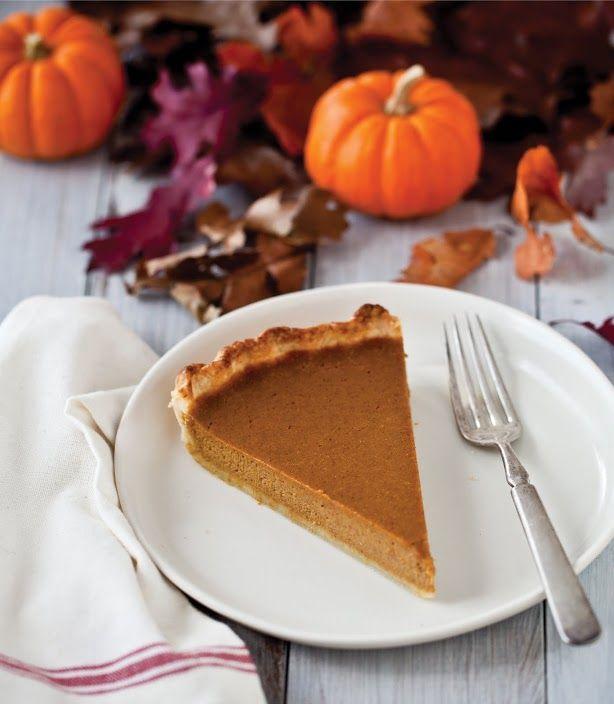 Pumpkin Bourbon Tart Recipe