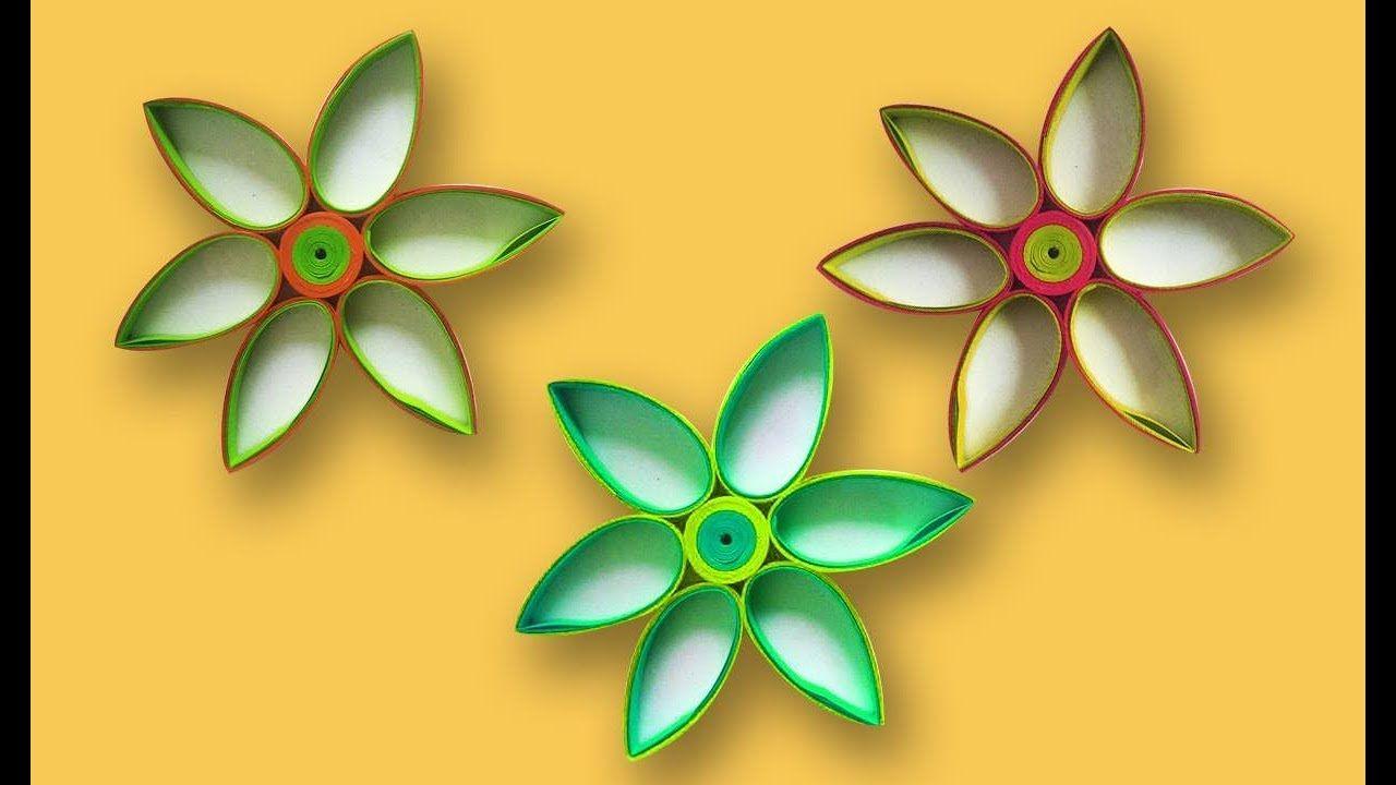 Paper Quilling Flower Designs Gallery - Flower Decoration Ideas