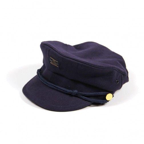 Mini Rodini Mini Rodini Captain Hat Kids Hats Mini