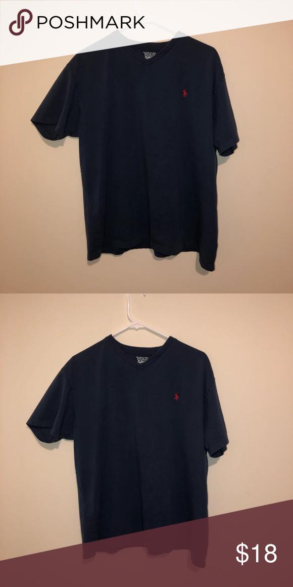 6a0dbf574 Men's Polo Ralph Lauren v-neck t-shirt in 2019 | My Posh Picks | V ...