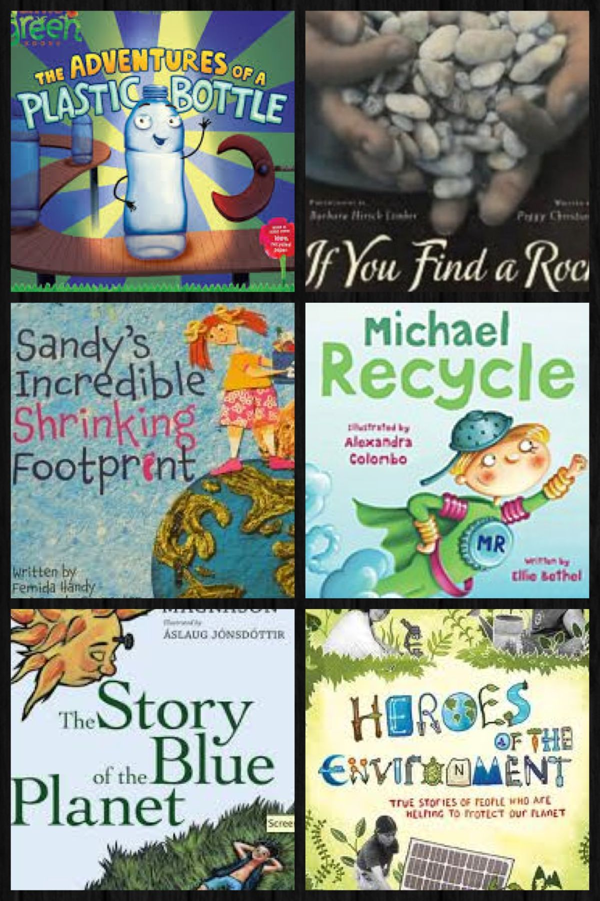 6 Other Great Books For School Age Children To Read And Listen To About The Environment The Adventures Of A P Storytime Themes Recycling For Kids Teaching Fun