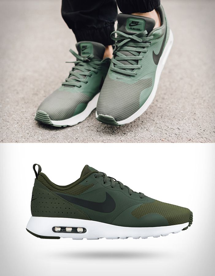 Design You Trust. nike-air-max-tavas-carbon-green-large