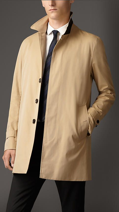 Spring Car Coat - Coat Nj