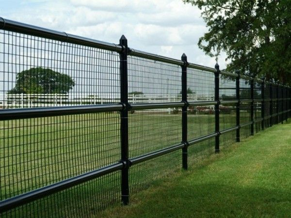 Fabulous Tricks Can Change Your Life Glass Fence Black