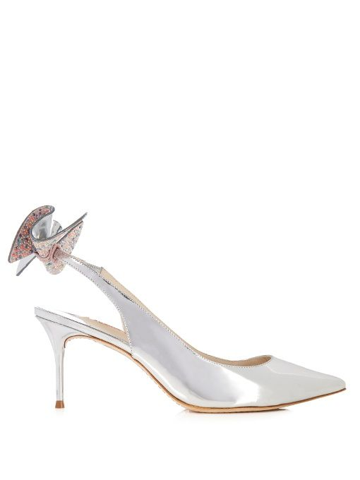Sophia Webster Embellished Slingback Pumps outlet cheap authentic sale cheap price YrtyW6Gse