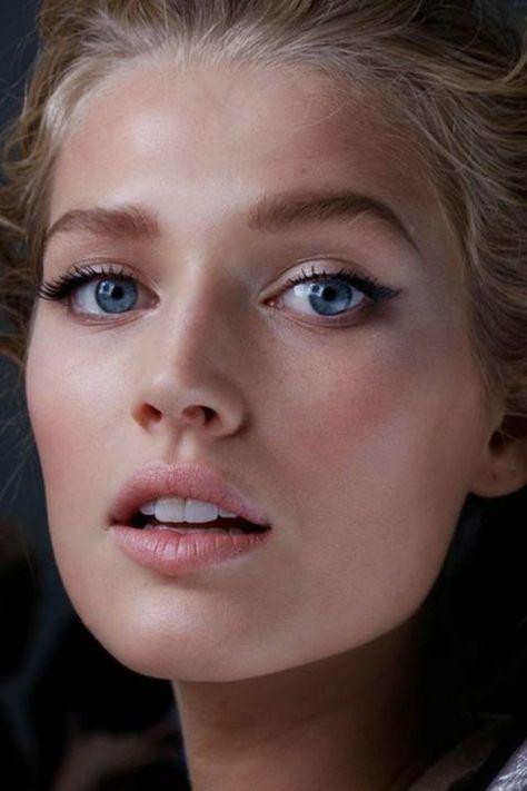 Maquillage naturel et printanier en 40 idées Make up
