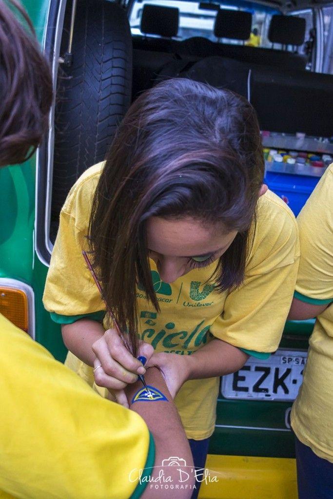 #cariocastyle #copadomundo #copa2014 #Brasil #praserfeliz #todomundo#VaiTerCopa #JáTáTendoCopa #FIFAfanfest
