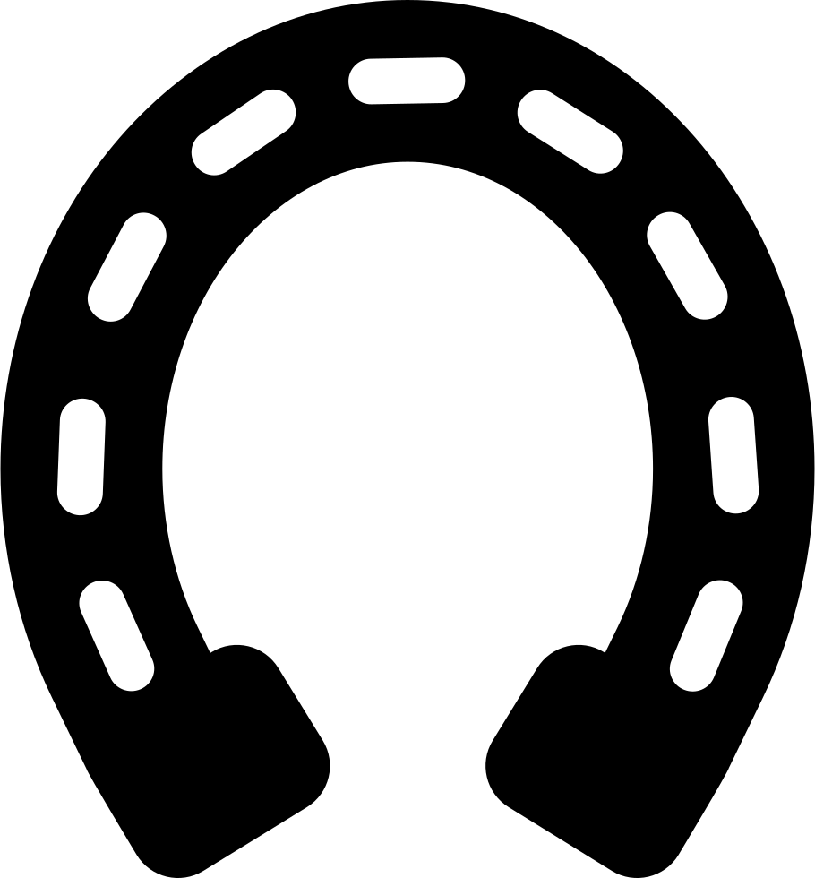 Horseshoe Png Image Horseshoe Horseshoe Art Silhouette Stencil