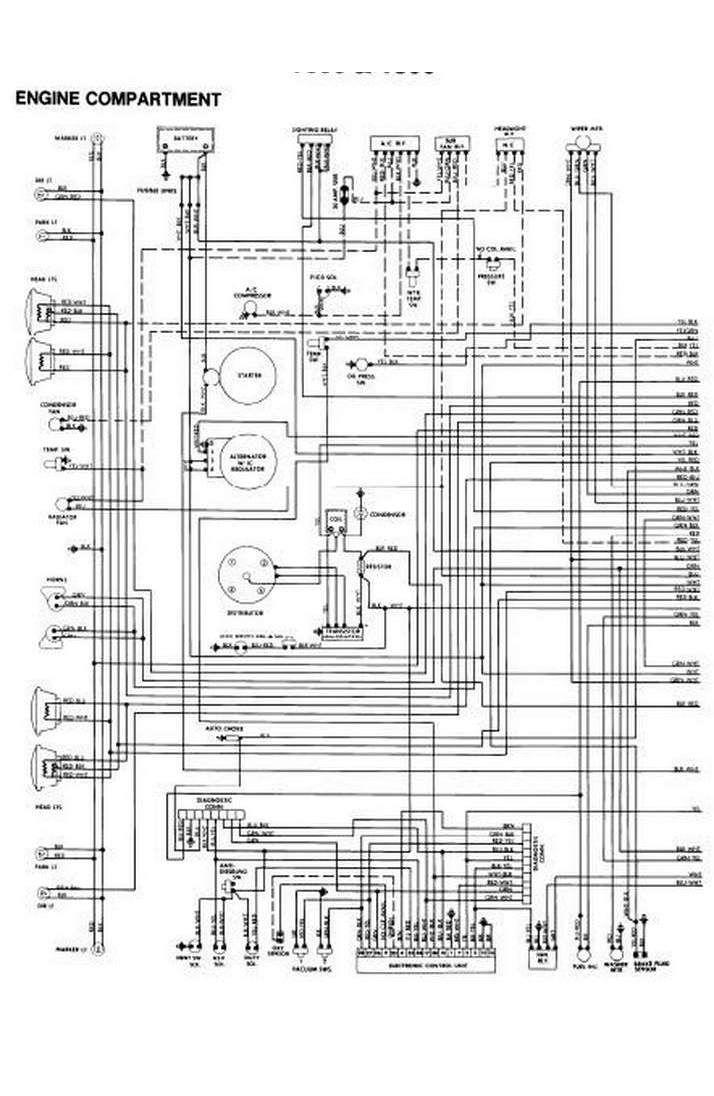 car wire diagram in 2020 | Schaltplan, Jeep, Radios  Pinterest