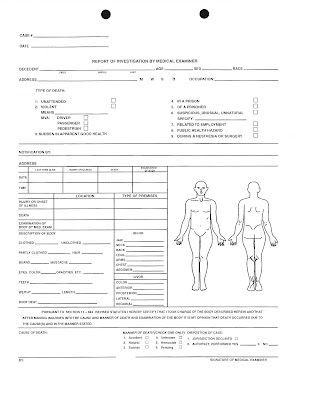 two more paper props an autopsy report and a German Master\u0027s - business report sample