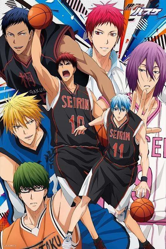 """""""새로운 굿즈 일러 괜찮넴ㅁ"""" Kuroko no basket characters, Kuroko"""