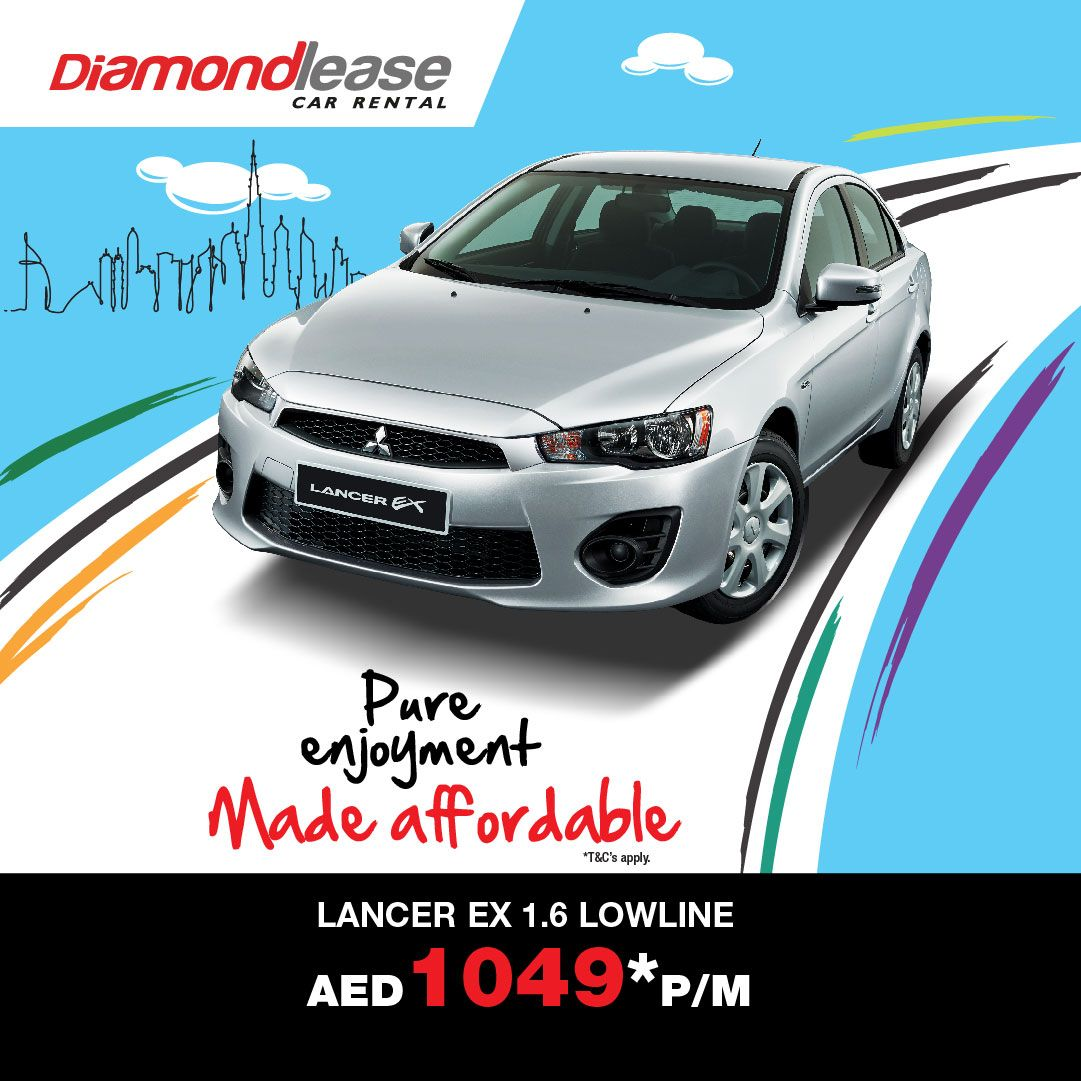 Rent A Car With Diamondlease And Get Discounts Online We Offer Car