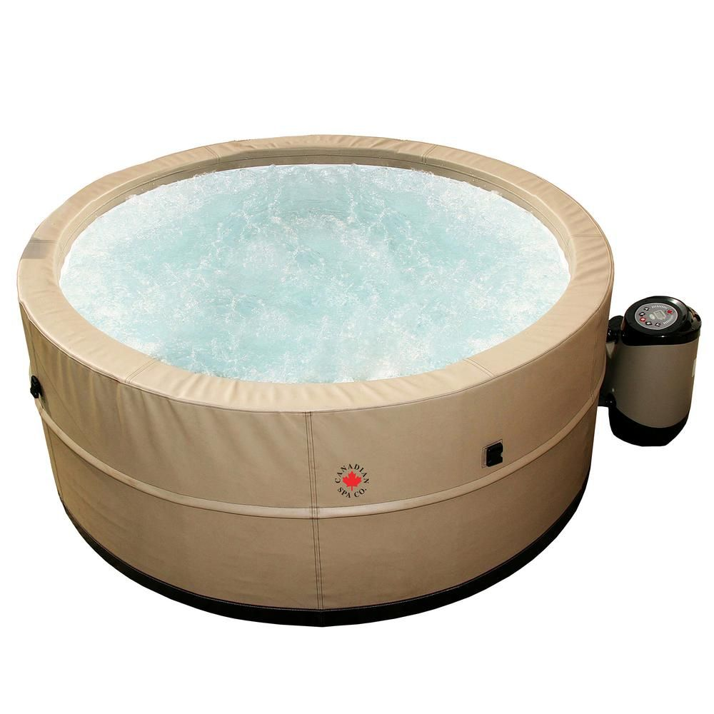 Aquaparx Whirlpool Canadian Spa Company Swift Current 5 Person Portable Spa
