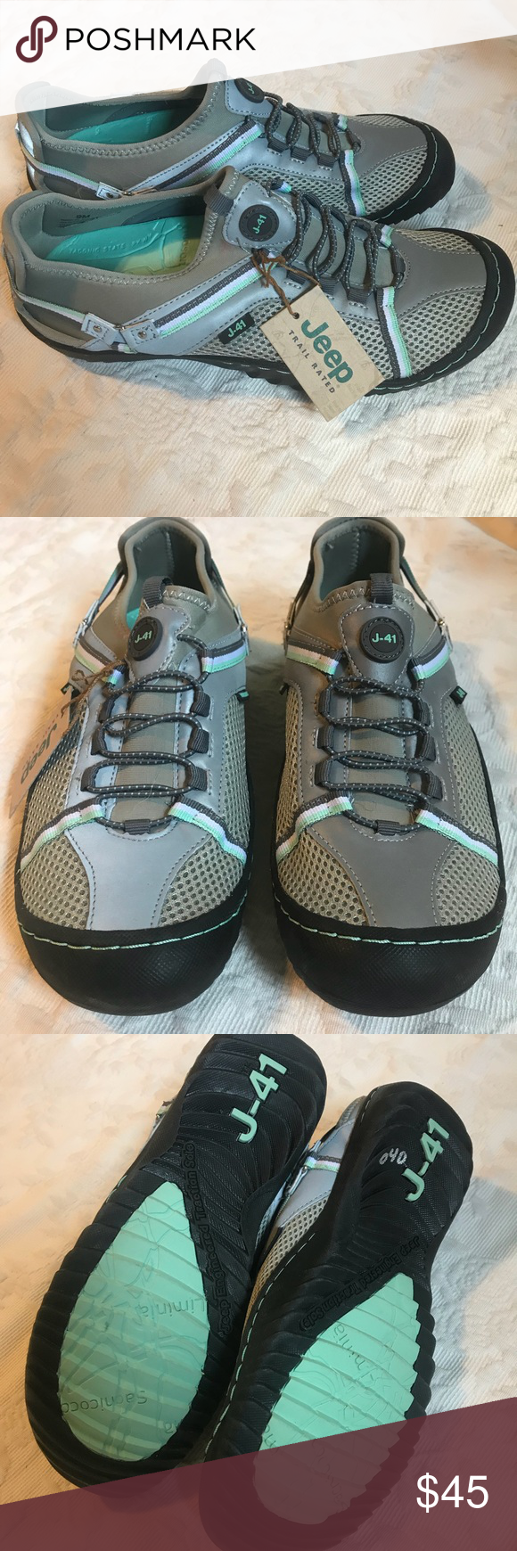 5ef4a6d054360a NWT Jeep J-41 Trail Rated Shoes These shoes are brand new and ready for the  trail