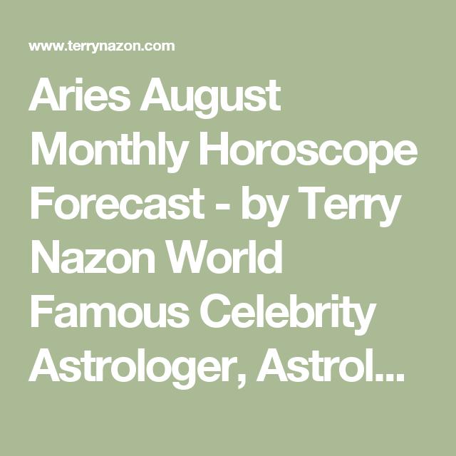 sagittarius monthly horoscope terry nazon