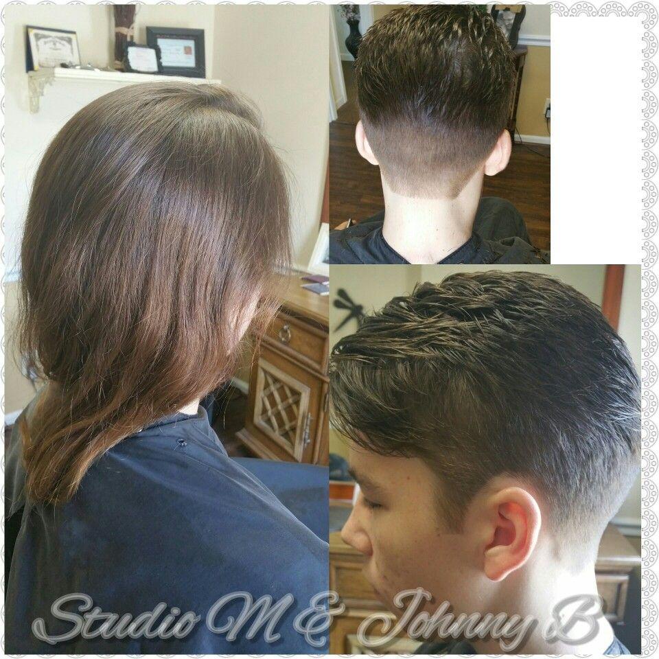 Johnny B Haircut Near Me