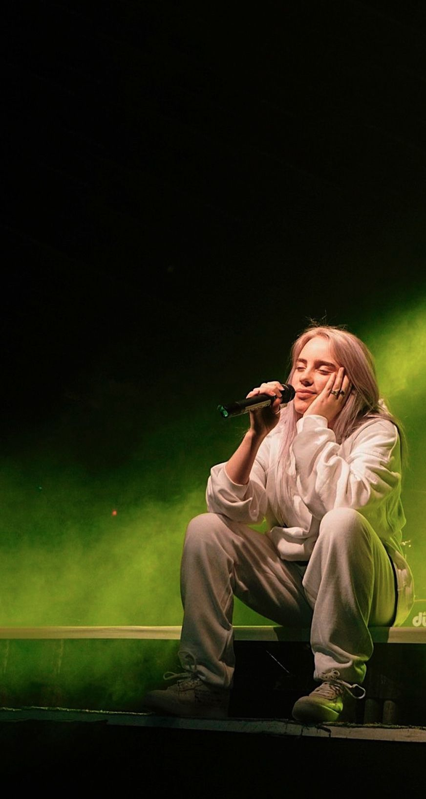 Billie Eilish Lockscreen Billie Eilish Billie Celebrities