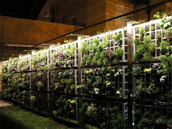 Air Garden Jardineras verticales Jardines verticales Pinterest - jardineras verticales