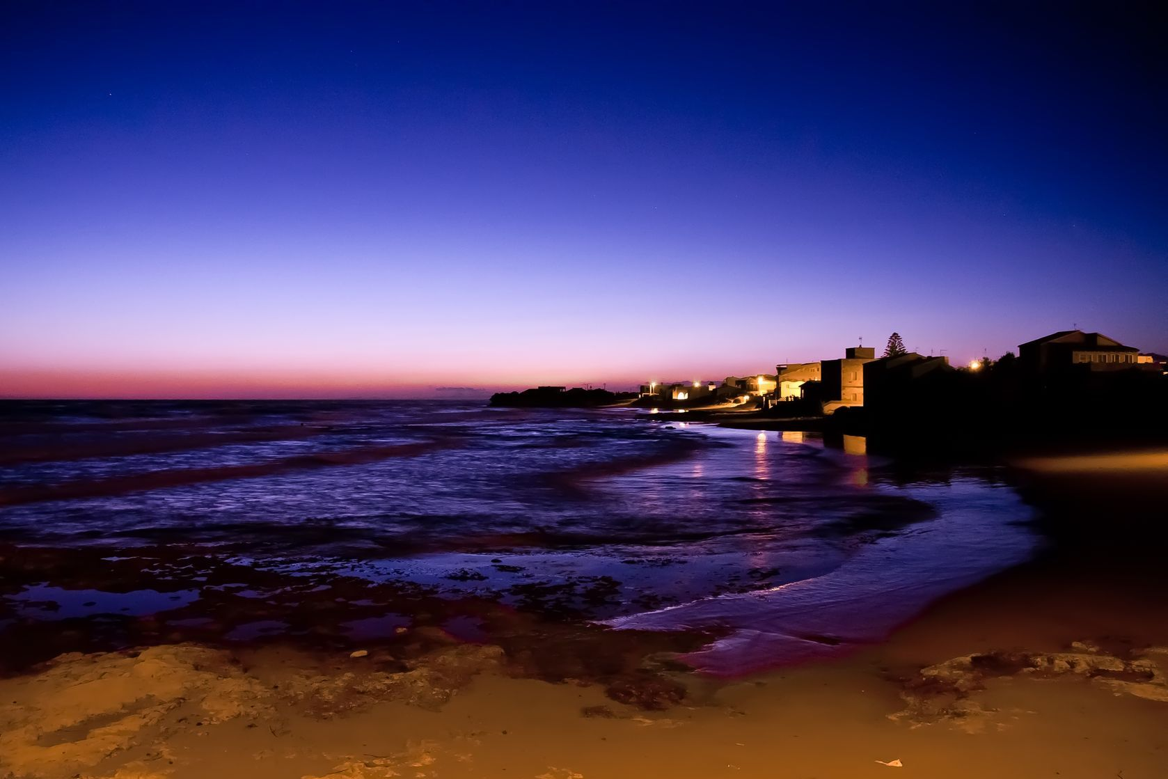 Tramonto a Puntasecca! Sunset at Puntasecca! #sicilia #sicily #italia #italy #sunset #landscapes #travel #holiday