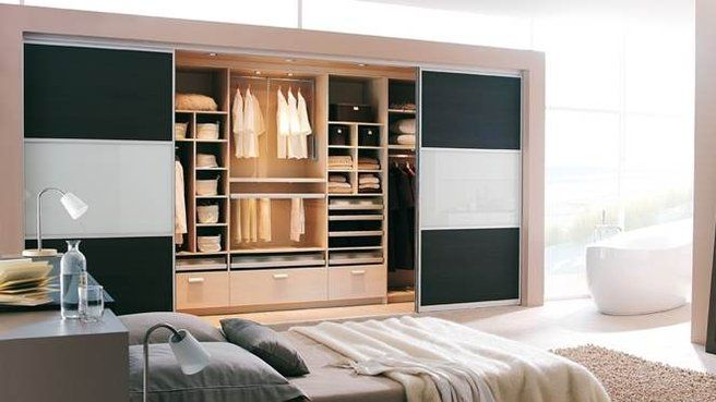 suite parentale dressing salle de bains suites. Black Bedroom Furniture Sets. Home Design Ideas
