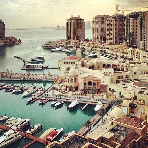 Doha, Qatar yacht club - Luxury lifestyle in Asia and ...