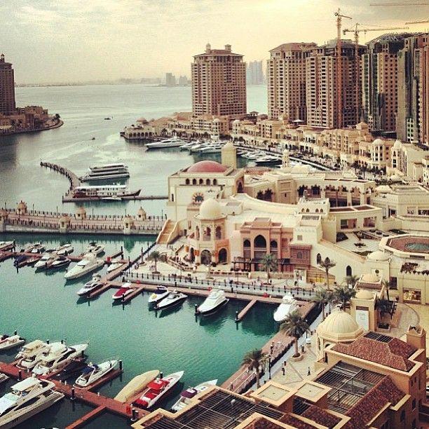 Doha, Qatar yacht club - Luxury lifestyle in Asia and ...