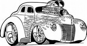 hot cars coloring pages Bing Images Cars coloring